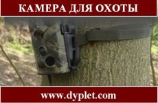 Камера для охоты