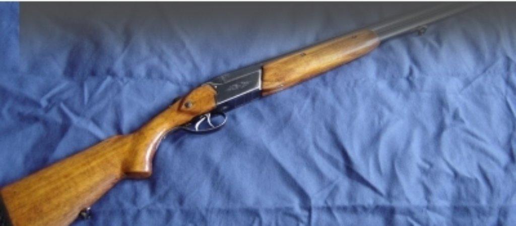 Баланс охотничьего ружья
