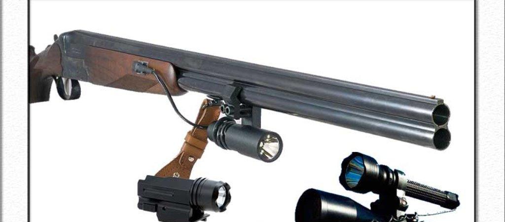 Подствольный фонарь для охоты. Как выбрать и что лучше?