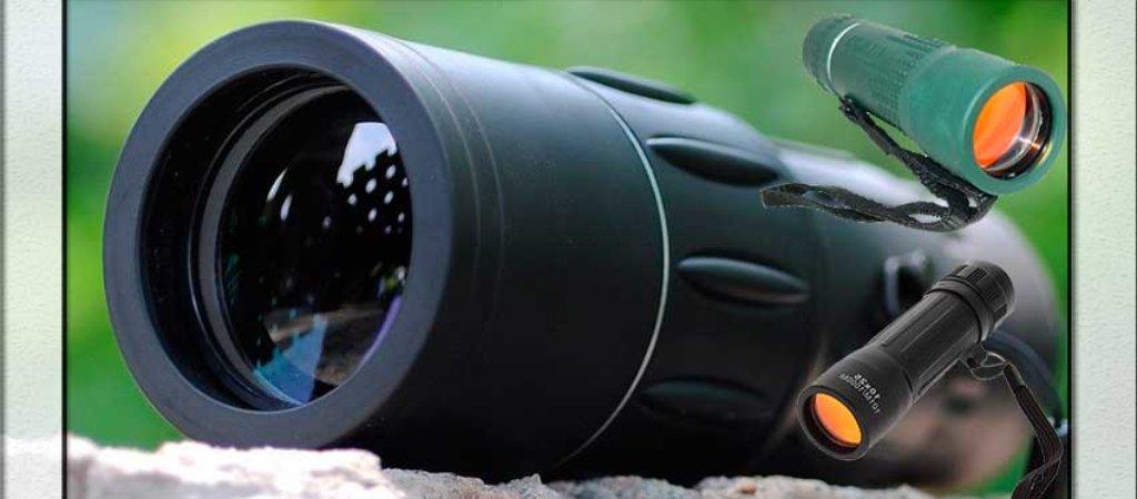 Монокуляр для охоты: правила выбора и обзор характеристик